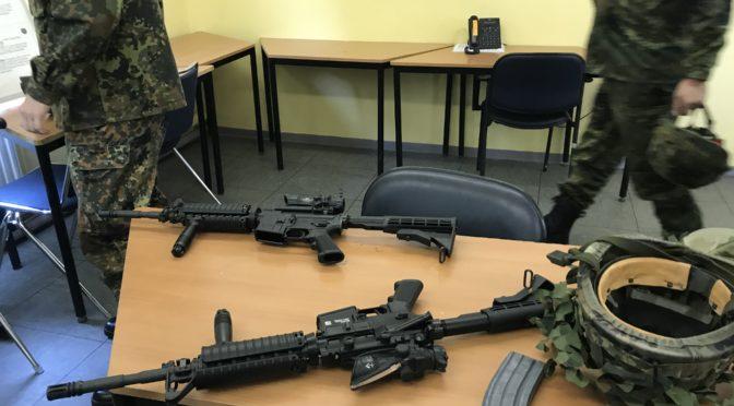 Schießen bei den US-Streitkräften am 22.06.2019 in Wackernheim