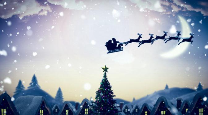 Weihnachtswünsche